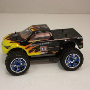 HIMOTO 1/10 4WD BRUSHLESS MONSTER PRO