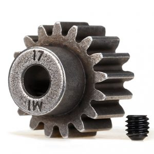 Traxxas 6490X Pinion Gear 18T 1.0M Pitch for 5mm shaft