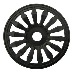 IMEX 7873 1/8 LIZZARD BUGGY RIMS BLACK (4)